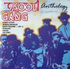 Kool & The Gang  Anthology / Connoisseur Collection CD 1991