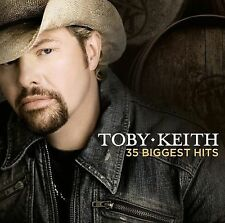 TOBY KEITH 35 Biggest Hits 2CD BRAND NEW Best Of Greatest Hits
