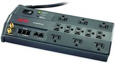APC 11Outlet Surge Protector 3020 Joules with Phone, Network Ethernet and