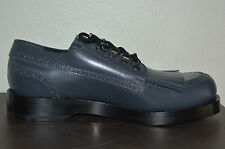 NIB GUCCI $990 GOODYEAR LACE UP LEATHER OXFORDS SHOES SZ US 11.5 EU 44.5 ITALY