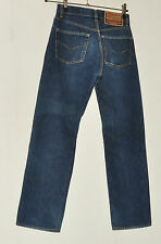 DIESEL KEETAR  JEANS ORIGINAL TROUSERS HIGH WAISTED W 27  L 32 BLUE