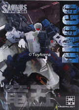 Fansproject Combiner Ryu-Oh Dinogo (Doryu) USA SELLER