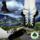 Irish Dance Shoes Dancing Real Handmade Leather Comfort Soft Reel Pumps Jig