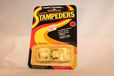 YATMING STAMPEDERS HONG KONG CHEVROLET CORVETTE, WHITE, NEW ON CARD, LOT A