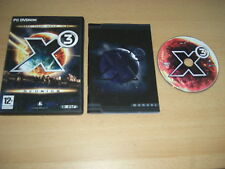 X3 X 3 REUNION Pc DVD Rom  SPACE SIM  FAST DISPATCH