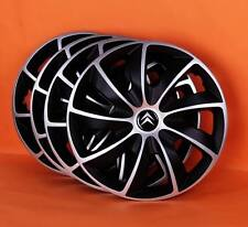 "15"" Citroen C3,C4,C5,Picasso,Berlingo..Wheel Trims / Covers, Hub Caps,Quantity 4"