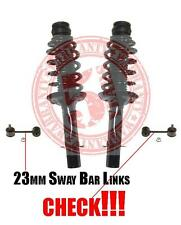 Front Complete Struts & Sway Bar Links for Bettle 00-01 Golf 99-02 Jetta 00-01