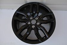 2015 TOYOTA SCION TC RELEASE SERIES 9.0 CARTEL CUSTOMS OEM 18x7.5 BLACK WHEEL