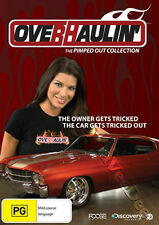 Overhaulin - Season 4 (Pimped Out Collection) NEW PAL Cult 3-DVD Set