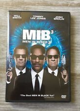 Men in Black 3 DVD Will Smith Tommy Lee Jones Josh Brolin
