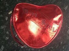 Bnwt METALLICO ROSSO AMORE Pouch Bag by MISS SIXTY