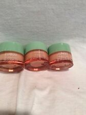 3 X CLINIQUE ALL ABOUT EYES REDUCES CIRCLES PUFFS .21 OZ 3 X