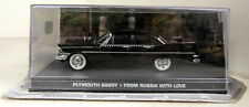 1/43 Scale James Bond 007 Plymouth Savoy From Russia With Love Diecast Model car