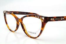 New Versace VE 3191 Eyeglasses Frames Havana 5074 Authentic 52mm