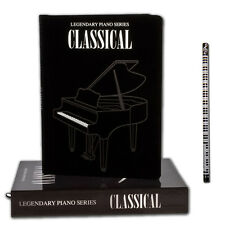 Legendary Piano Classical Solos - Klavier Songbuch - AM1003530 - 9781780381640