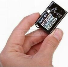 MINI DV HD VIDEO KAMERA SPY CAM 5MP 960P - AVI WAV JPEG MICRO SD bis 32GB - MIC