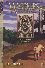 Escape from the Forest (Warriors: Tigerstar and Sasha, No. 2)-ExLibrary