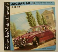 Jaguar Mk. II und 240 / 340 / S- Type / Daimler V8 sowie Mk. VII / VIII / IX