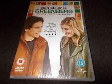 NEW SEALED DVD Region 2 Ben Stiller GREENBERG Rhys Ifans Greta Gerwig FAST POST