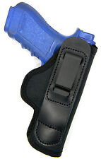 TUCK~TUCKABLE INSIDE THE PANTS IWB CONCEALMENT HOLSTER for GLOCK 17 22 31 9 40