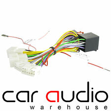 Connects2 CT10LX01 Lexus IS200 06 On Bluetooth Parrot SOT T-Harness ISO Adaptor