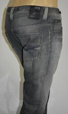 GUESS JEANS New Men's sz 32 GUESS Premium Kurt Slim Fit Jeans - Clock Wash