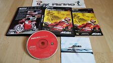 PC DUCATI WORLD COMPLETO PAL ESPAÑA