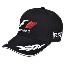 F1 Racing Team HatEmbroideried Letters Wheat F1 Formula  Baseball Cap  NB