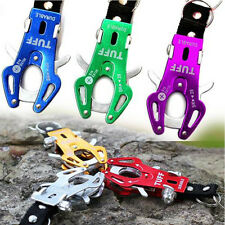 Sports Durable Climb Hook Carabiner Clip Lock Keyring Keychain Key Ring Tool