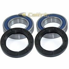 Rear Axle Wheel Ball Bearings & Seals Fits YAMAHA BANSHEE 350 YFZ350 1989-2006