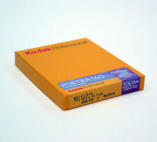 "Kodak Portra 160 4x5"" Colour Film.( 10 Sheet ). Brand New. #Filmisnotdead"
