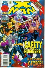 X-Man # 18 (Onslaught update, 44 pages) (USA, 1996)