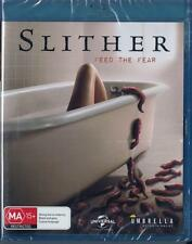 SLITHER - FEED THE FEAR - NEW BLU-RAY - FREE LOCAL POST