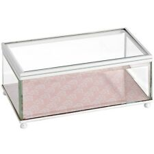 Glass display case Height 17.8cm Hill Interior 16479