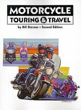 Motorcycle Touring and Travel: A Handbook of Travel by Motorcycle, Sec-ExLibrary