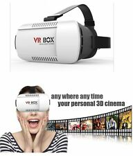 2016 VR BOX 3D Google Glasses Virtual Reality Cardboard Video Game For  Mobile