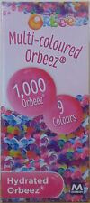 Orbeez ~ Colour Refill Pack ~ Includes 1000 Orbeez In 9 Colours