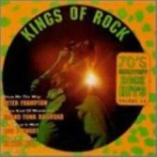 Various Artists 70s Greatest Rock Hits: Kings Of Rock Vo CD