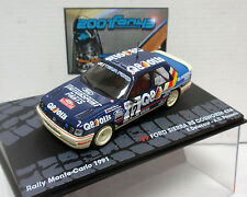 FORD SIERRA RS COSWORTH 4x4 #12 DELECOUR RALLY MONTE CARLO 1991 1/43 ALTAYA