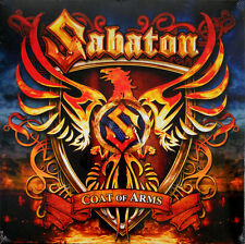 Sabaton - Coat Of Arms LP - Black Vinyl - SEALED - New Copy - Heavy Power Metal