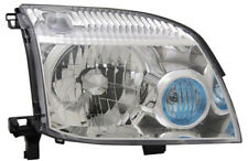 Chrome clear finish right side H4 headlight for NISSAN X Trail T30 from 01 TYC