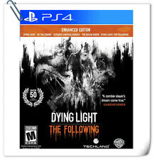 PS4 Dying Light The Following Enhanced Edition SONY Warner Home Video Action