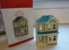 Hallmark Keepsake Ornament Stately Victorian Nostalgic Houses and Shops 2013