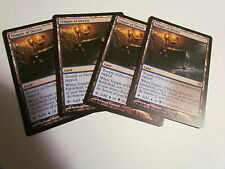 MAGIC the Gathering Temple of Deceit x4 Theros MTG