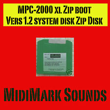 Operating System Startup Disk - MPC-2000 xl Zip boot