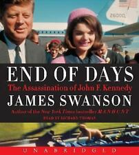 End of Days Low Price CD: The Assassination of John F. Kennedy, Swanson, James L