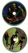 METALLICA - 50 DEGREES BELOW ZERO - CDs ONLY NO COVER!