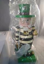 ~Collectible RARE NEW w BOX Hershey ST PATRICKS Nutcracker Elf Figurine