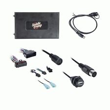 06-13 UPGRADE FACTORY OEM HARLEY DAVIDSON RADIO ADD BLUETOOTH ADAPTER KIT