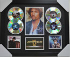 JAMIROQUAI 4CD SIGNED AND FRAMED LIMITED EDITION